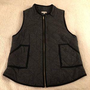Stitch Fix 41 HAWTHORN Shara Herringbone Vest